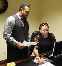 Associates Working at J.R Associates Insurance